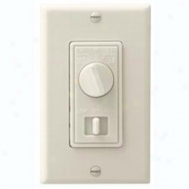 Broan-nutone 79v Fan & Light Control - Ivory