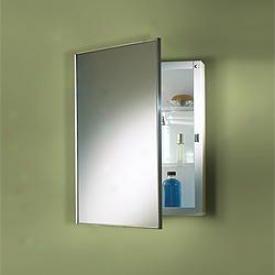 Broan-nutone 84024chg Chrome Trim, Glass Shelves