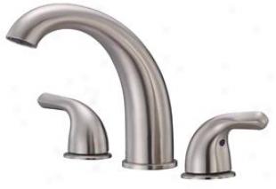 Danze D300911bnt Melrose Roman Tub Faucet Lever Handletrim, Brushed Nickel