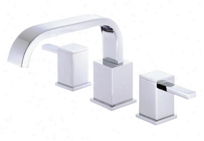 Danze D300933t Reef Trim Only For Two Handle Roman Tub Faucet, Chrome