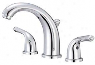 Danze D304012 Melrose Widespread Lavatory Faucet, Chrome