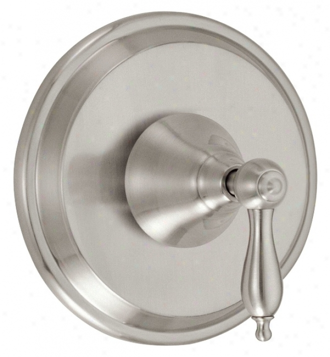 Danze D5O0440bnt Fairmont Trim Kit For Valve Only, Brushed Nickel