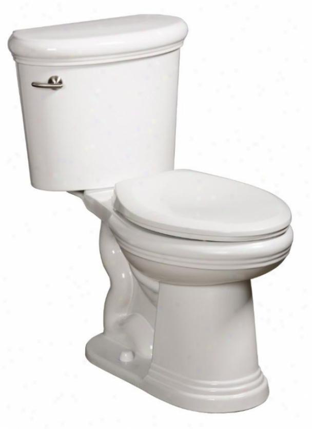 Danze Dc012323wh Orrington High Efficiency Toilet Tank, White
