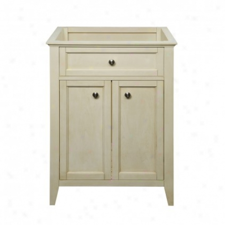 Decolav 5231-aawh Jordan Vanity, Antique White