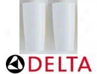 Delta A62pr Faucet Accent, Porcelain