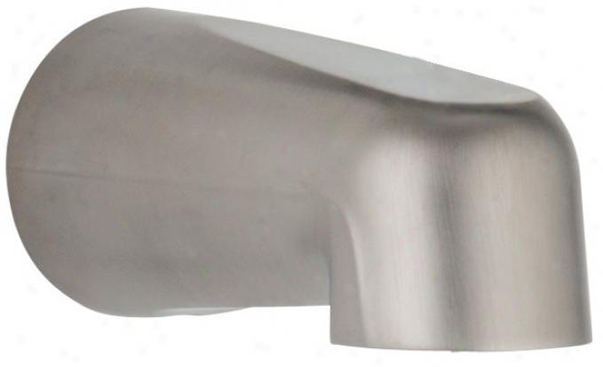 Delta Rp41594ss Non-diverter Tub Spuot, Stainless