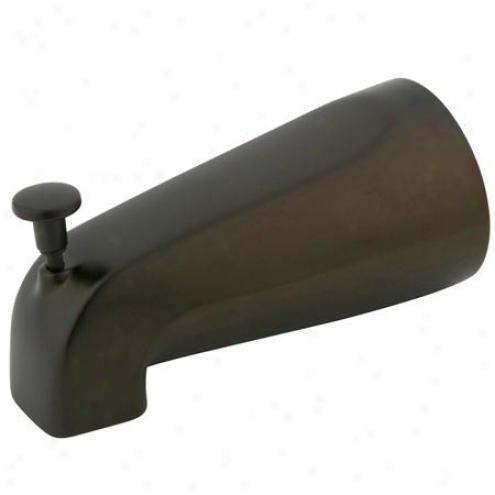 Designer Trimscape K188a5 5-1/4 Projection Diverter Spout, Oil Rubbed Bronze