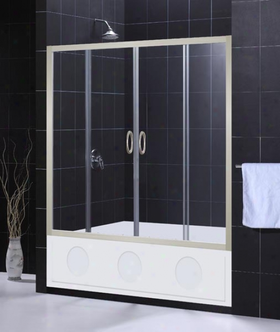Moen 98024 Legend Knob Handle Kit Clear Bathroom