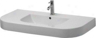 Duravit 0417100000 Happy D Washbasin, Alpine White