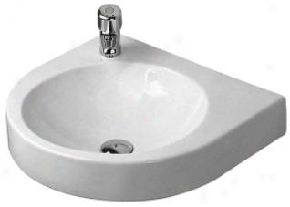 Duravit 0450580000 Architec Washbasin, White