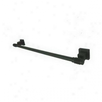 Elements Of Design Ebaah4642orb 18 Towel Bar, Oil Rubbed Bronze