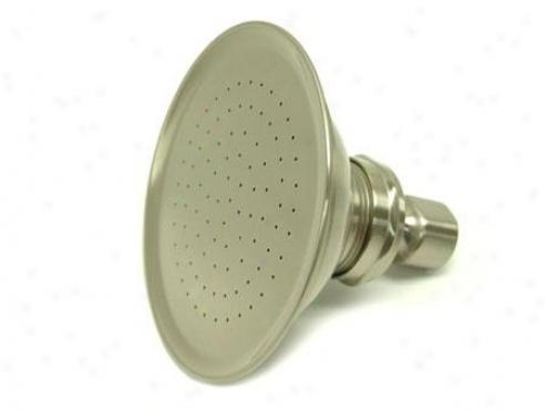 Elements Of Design Edp108 Victorian Brass Shower Head, Satin Nickel