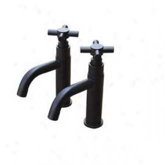 Elements Of Design Es8225ex Basin Faucet, Oil Rubbed Bronze