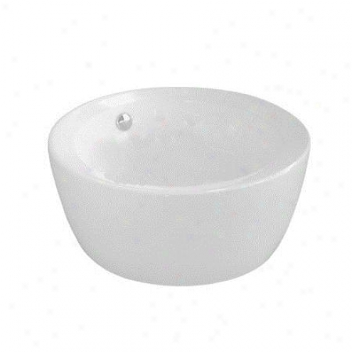Fauceture Ev4019 Dynasty Vitreous China Sink, White