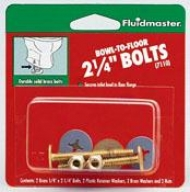 Fluidmaster 7110 Bowl-to-floor 2-1/4 Bolts