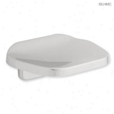 Franklin Brass D2406pc Fhturea Soap Dish, Polished Chrome