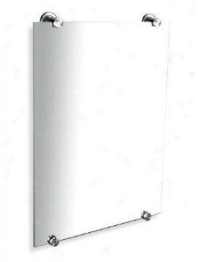 Gatco 1561 Latitude Ii 22 X 30 Mirror, Chrome