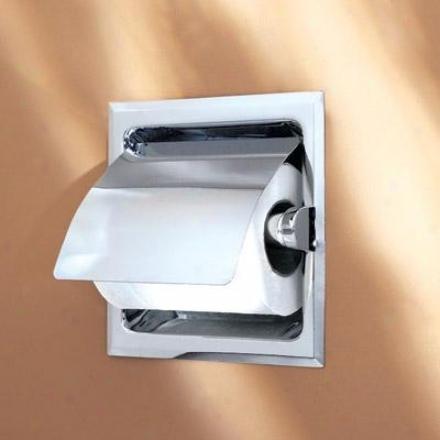 Gatco 785 Toilet Document Holder, Chrome