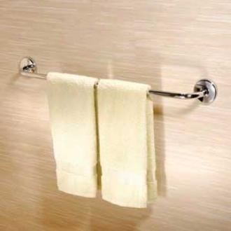 Ginger 0303-26 Hotelier 24 Towel Bar, Polished Chrome