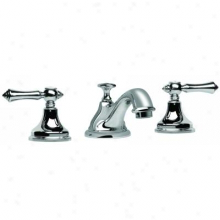 Graff G-14000-lm15-pc Chanteaux Two Handle Widespread Bathroom Faucet Polished Chrome