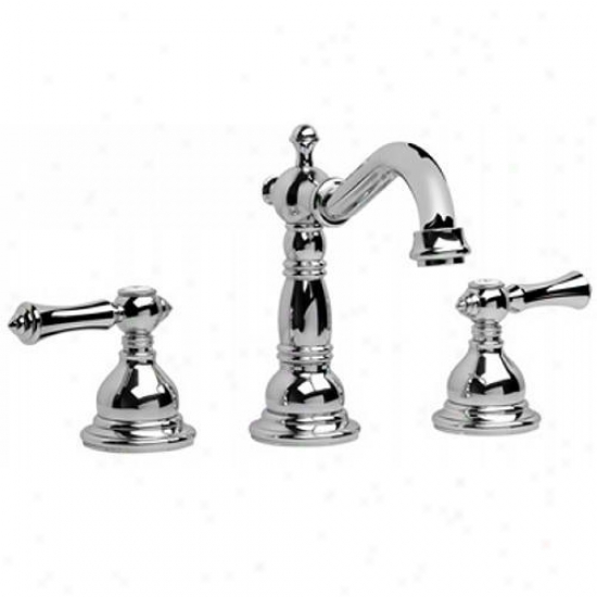 Graff G-2500-lm15-bn Nantucket Two Handle Widespread Bathroom Faucet Brushed Nickel