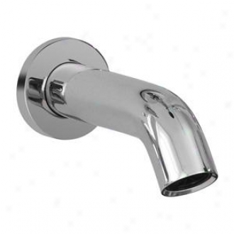 Graff G--8555-bn Universal 6 Contemporary Tub Spout Brushed Nickel