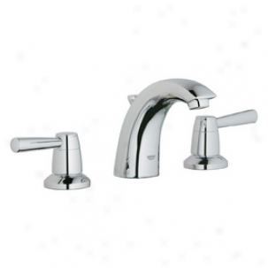 Grohe 20121000 Lavatory Wideset, Chrome