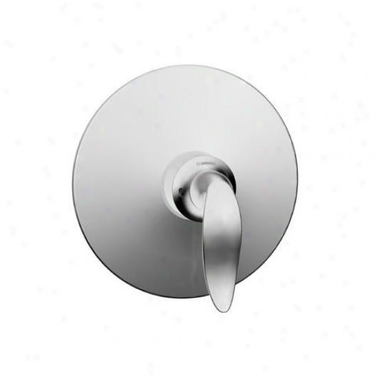 Hansa 5884 9101 3217 Hansastyle Trim-set, Pressure Balance Without Diverter, Rough In Sold Sep., Bru