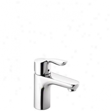 Hansgrohe 04167000 Solaris E Single-hole Labatory Faucet, Chrome