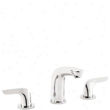 Hansgrohe 04182000 Allegro E 4-inch To 8-inch Adjustable Center Widespread Faucet, Chrome