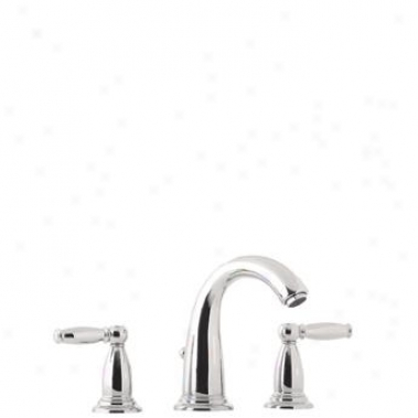 Hansgrohe 06117920 Swing C Wudespread Faucet With Lever Handles, Rubbed Bronze