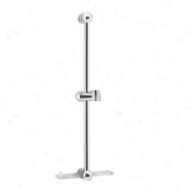 Hansgrohe 06890920 Solaris E  Unica'e Wallbar, Rubbed Bronze