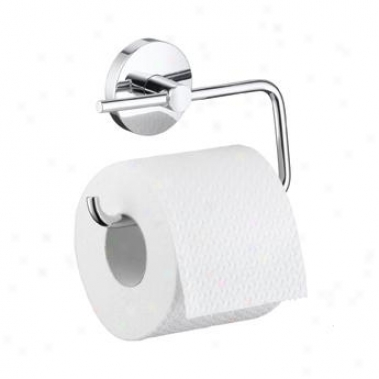 Hansgrohe 40526000 E And S Accessories Paper Owner, Chrome