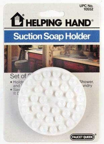 Helping Hands 10552 Suction Soap Holder (3 Pack)