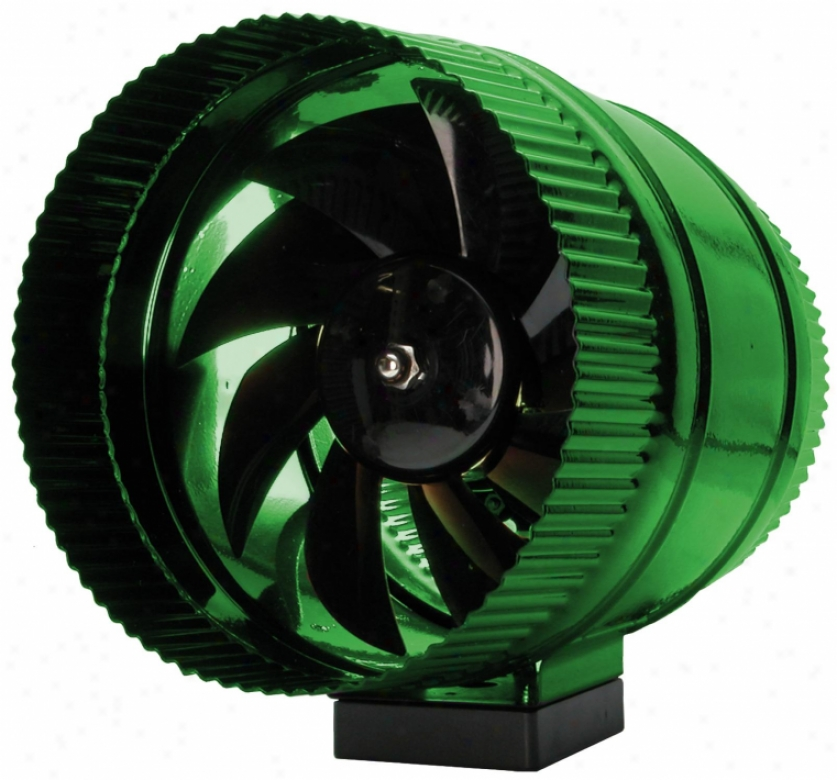 Hydrofarm Acfb8 8 In Line Booster Fan