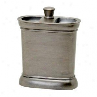 India Ink 4179525841 Marion Toothbrush Holder, Sterling Brushed Nickel
