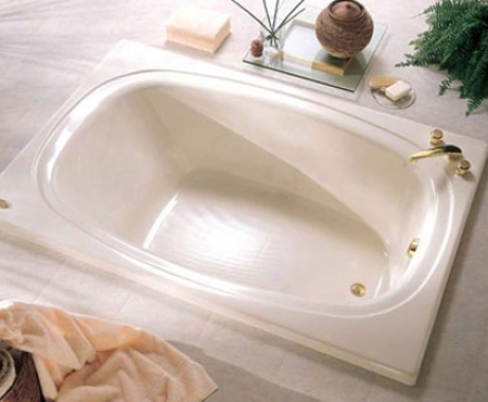 Jacuzzi F505969 Bianxa Bath, Oyster