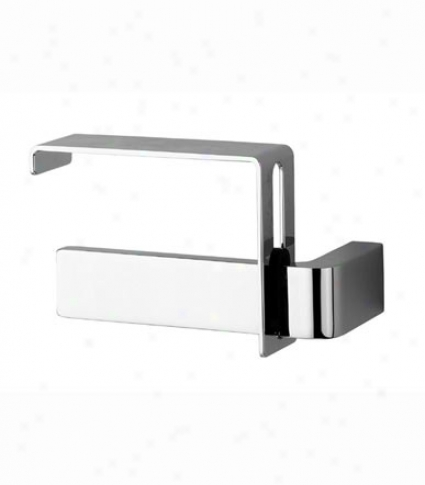 Jado 031/1455/100 Glance Hooded Tissue Holder, Polished Chrome
