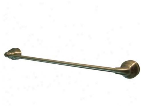 Kingston Brass Ba602sn Magellan 18 Towel Bar, Satin Nickel