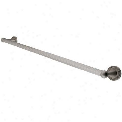 Kingston Brass Dr910308 Georgian 30 Grab Bar, Satin Nickel