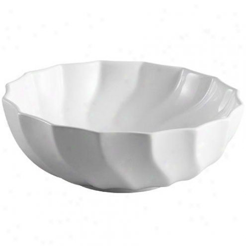 Kingston Braws Ev9143 Odyssey Vessel Sink, White
