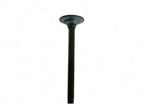 Kingston Brass K210a5 Plumbing Parts 10 Ceiling Supply 1/2 Inlet, Oil Rubbed Bronze