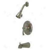 Kingston Brass Kb8638fl Royale Tub Shower Faucet Pressure