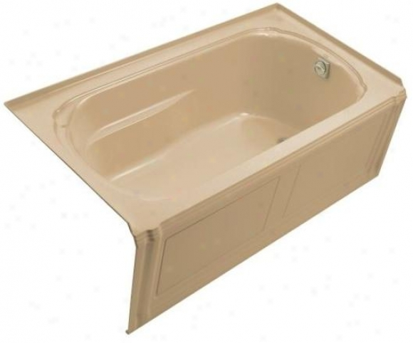Kohler K-1108-ra-33 Portrait 5' Bath In the opinion of Integral Aproh, Flange And Right-hand Drain, Mexican Sand