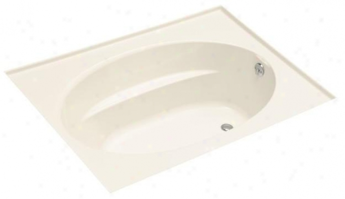 Kohler K-1113-f-47 Windward 5' Bath With Four-sided IntegralF lange, Almond