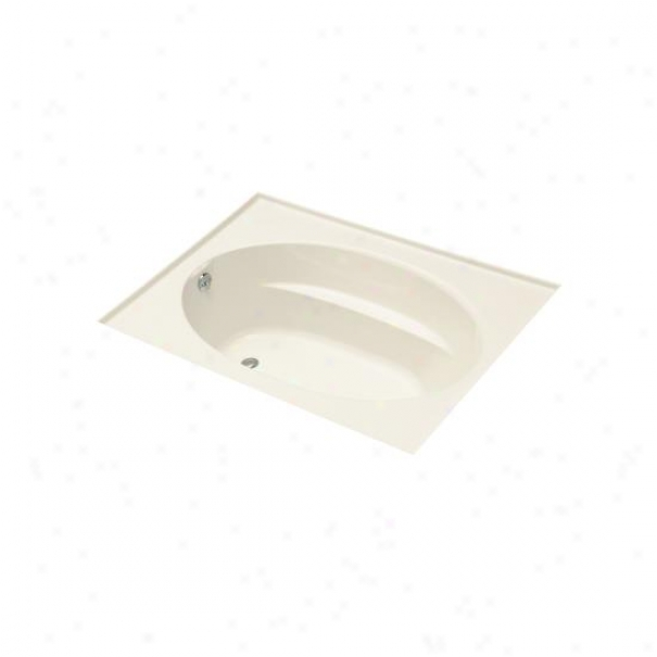 Kohler K-1115-l-47 Wondward 72ã¢â'¬? X 42ã¢â'¬? Bath Tub With Three-sided Integral Flange And Left-hand