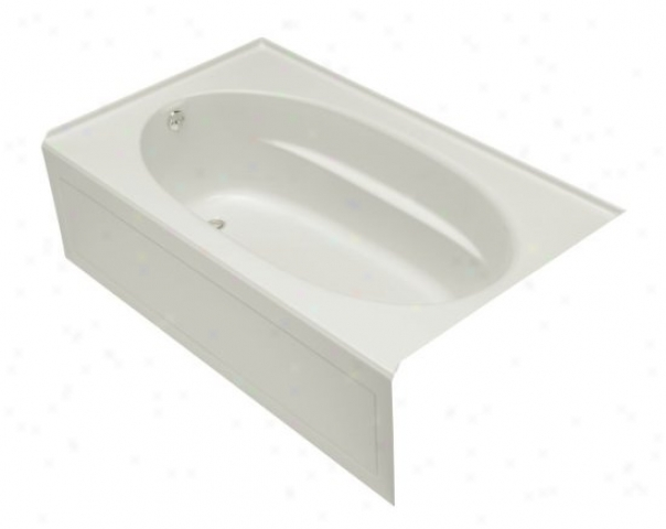 Kohler K-1115-la-ny Windward 72ã¢â'¬? X 42ã¢â'¬? Bath Tub With Integral Apron And Left-hand Drain, Dune