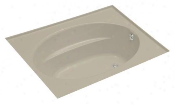Kohler K-1115-r-g9 Windward 72ã¢â'¬? X 42ã¢â'¬? Bath Tub With Three-side Integral Apron And Right-hand