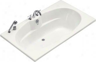 Kohler K-1132-0 7242 Bath, White