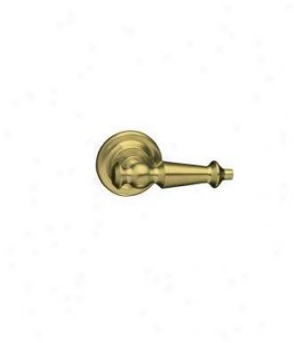 Kohler K-114-pb Antique Trip Lever, Vibrant Poloshed Brass